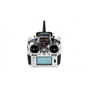 SPEKTRUM DX18 18-Channel DSMX Transmitter Gen 2 with AR9020 Receiver, Mode 2