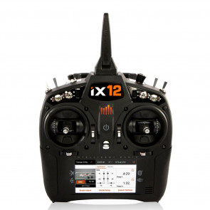SPEKTRUM iX12 12-Channel DSMX Transmitter Only