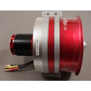 SHULMAN AVIATION FURY FAN ROTOR SIZE 120MM 830KV 120MM 12S