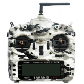 FrSky Taranis X9D Plus Transmitter SPECIAL EDITION w/ M9 Gimbals - Camouflage