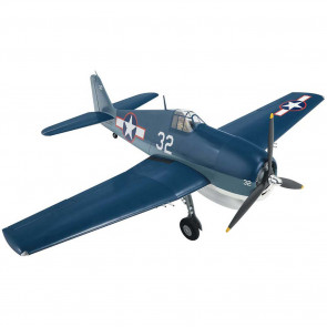 Top Flight Giant F6F Hellcat 55-61cc GP/EP ARF, 86""