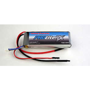 THUNDER POWER PROLITE  X RX LIPO 2 CELL