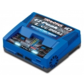 TRAXXAS EZ-Peak® Live Dual 26+ amp NiMH/LiPo Fast Charger with iD™ Auto Battery Identification and Bluetooth