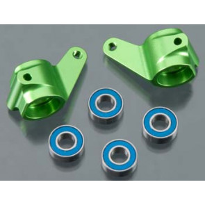 Traxxas Steering Blocks Green