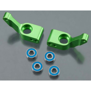 Traxxas Stub Axle Carriers Green