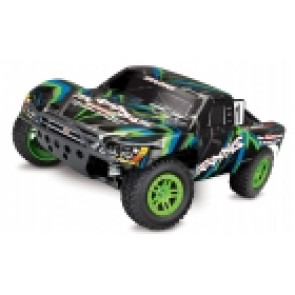 TRAXXAS SLASH 4X4 GREEN