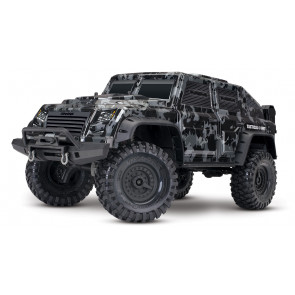 Traxxas 1/10 TRX-4 Tactical Camo 4wd RTR Trail Rock Crawler