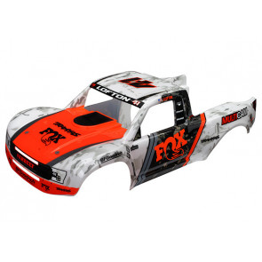 Traxxas Desert Racer Fox Edition Painted with Decals