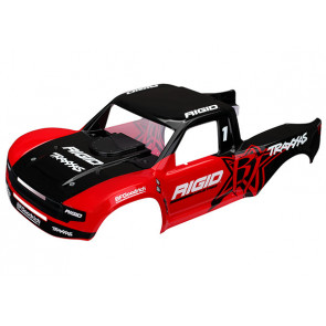 Traxxas Desert Racer Rigid Edition Painted with Decals