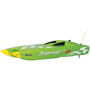 Thunder Tiger Desperado Jr BL 2.4GHz RTR Green