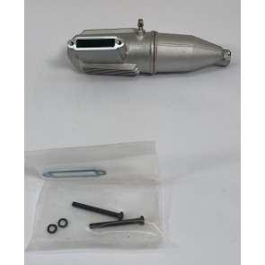THUNDER TIGER GP-18 MUFFLER ASSEMBLY