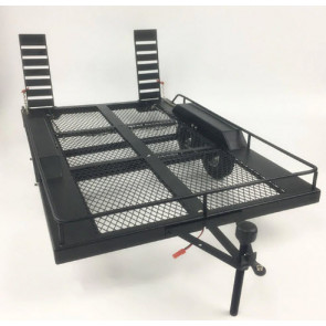 Graves RC Hobbies Double Axis Utility Trailer 1/10 Scale
