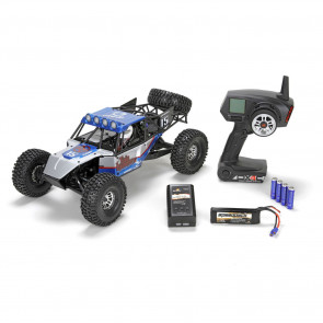 Vaterra 1/10 Twin Hammers V2 4WD 1.9 Rock Racer Brushed RTR