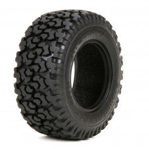 Vaterra Tire with Foam (2): Rap