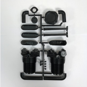 WILLIAMS BROTHERS ENGINE CYLINDER KIT GWW 1/4 SCALE