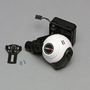 Yuneec CGO2-GB 3Axis Gimbal Cam, 5.8GHz Dig Video Downlink